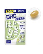 DHC Adlay Extract Beauty Diet Supplement (Whitening) 20 Days