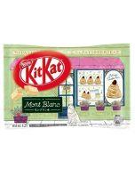 NESTLÉ KitKat Mini Mont Blanc Flavor 12pcs