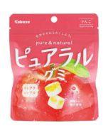 Kabaya Pureral Gummy Candy Apple