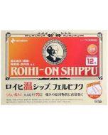 Roihi ON SHIPPU Pain Relief Patch 12pcs