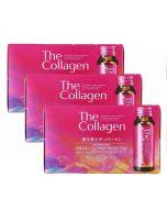 SHISEIDO The Collagen Drink (50ml x 10 bottles)(Pack of 3)
