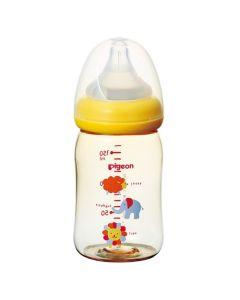 Pigeon Wide-Neck Nursing PPSU Bottle Animal Design 160ml