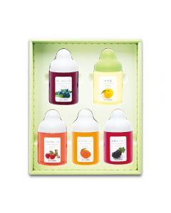 Sugi Bee Garden Fruity Honey Gift Set (5 Flavors)