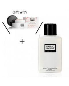 Erno Laszlo  Light Controlling Lotion (gift with Erno Laszlo Hydra-Therapy Memory Sleep Mask 15ml)