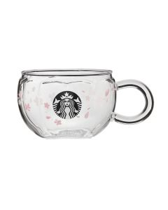 Starbucks SAKURA 2020 Glass Mug