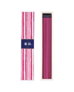 Nippon Kodo Kayuragi Incense Stick With Incense Holder (Rose)