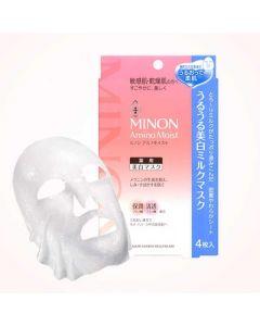 DAIICHI SANKYO MINON Amino Moist Whitening Milk Mask