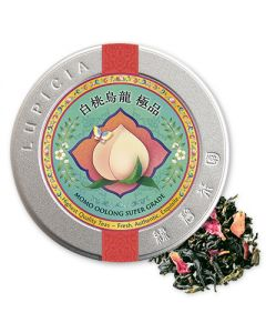 [Limited Edition] LUPICIA Momo Oolong Super Grade Flower 50g