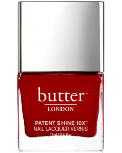 Butter LONDON Patent Shine 10X Nail Lacquer - Her Majestys Red