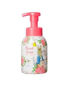SARAYA Bubble Hand Soap with Peter Rabbit 250ml