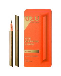 Flowfushi UZU Eye Opening Liner Liquid Eyeliner (Khaki)
