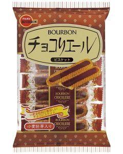 Bourbon Chocoliere Biscuit (14 pcs)
