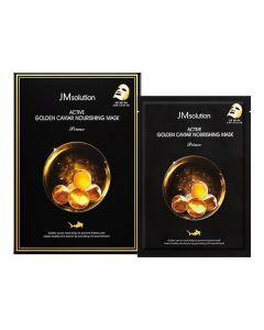 JM Solution Active Golden Caviar Nourishing Mask (10pc)