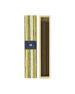Nippon Kodo Kayuragi Incense Stick With Incense Holder (Japanese Cypress)