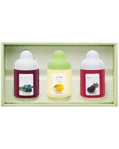 Sugi Bee Garden Fruity Honey Gift Set (3 Flavors) MG4P