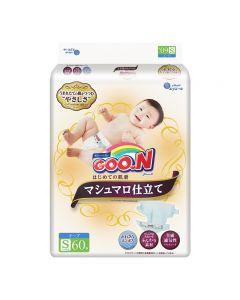 GOO.N Premium Diapers (S) 60pc
