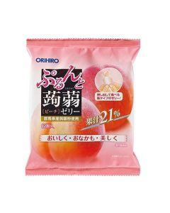 ORIHIRO Konjac Jelly (Peach)