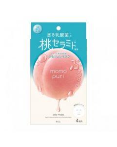 BCL Momo Puri Jelly Mask (4pc)