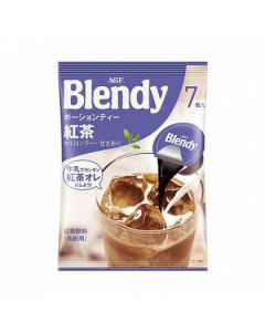 AGF Blendy Coffee Concentrate Black Tea (7pcs)