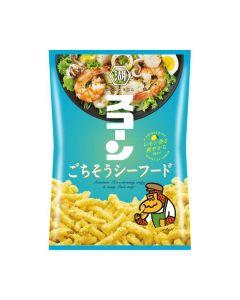 KOIKEYA Corn Bars 75g (Seafood Flavor)