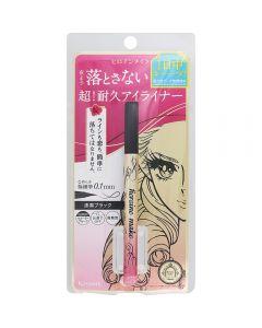 KissMe Heroine Makeup prime liquid eyeliner rich keep 01 jet-black black 0.4mL