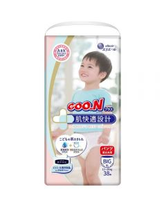 elleair GOO.N Plus Pants XL 38pc (Japan Domestic Version) (Ship to US and Canada Only)