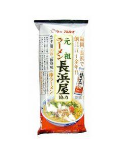 Marutai Instant Ramen Noodle (Nagahamaya) 118g