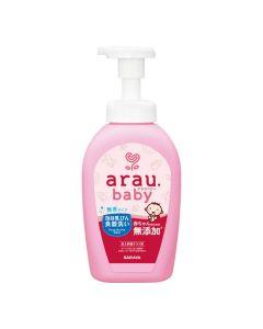 SARAYA arau Baby Foam Bottle Wash 500ml