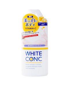 White Conc Body Shampoo @Cosme 360ml
