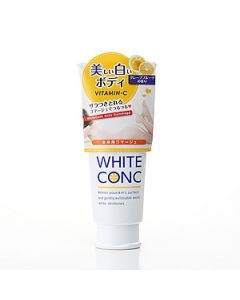 White Conc Body Gommage with Vitamin-C