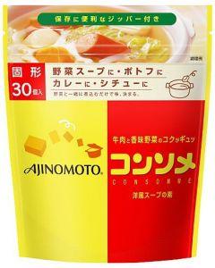 Ajinomoto Consomme Soup Cube (30 pieces)