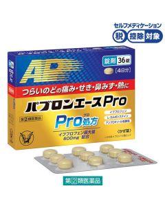 TAISHO Pabron Ace Pro 36 Tablets
