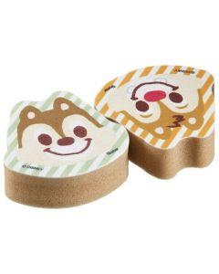 Skater Kitchen Sponge 2pcs -  Chip 'n Dale