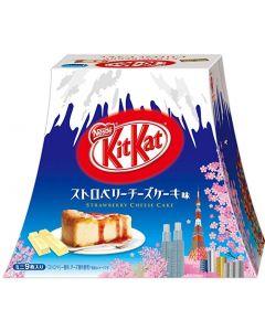 Nestle KitKat Mini Strawberry Cheese Cake