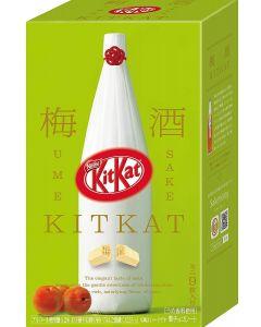KitKat Sake Umeshu Flavor (Limited Edition) 9pcs