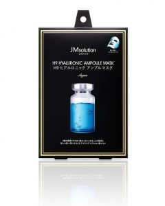 JM Solution H9 Hyaluronic Ampoule Mask 5pcs