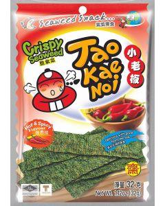 Tae Kae Noi Crispy Seaweed - Hot & Spicy