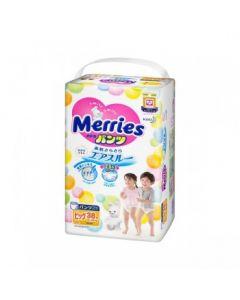 KAO Merries Pants Diaper (XL) 38pc