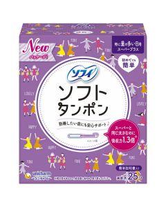 Unicharm Sofy Tampons (Super) 25pcs