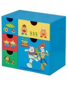 Skater x Sanrio Toy Story 5 Grid Storage Travel Drawer