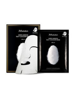JM Solution Water Luminous Silky Cocoon Mask (10pc)