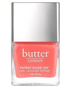 Butter LONDON Patent Shine 10X Nail Lacquer - Trout Pout