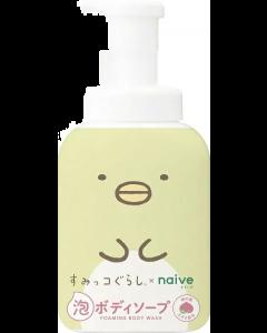 Kracie Naive Foam BS P Sumiko 500ml(Peach)