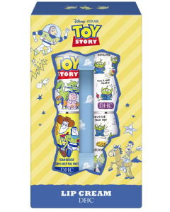 「Limited Edition」DHC x Disney Toy Story Lip Balm Set 2pcs