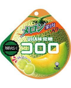 UHA CORORO Gummi Candy - Melon