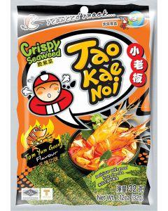 Tae Kae Noi Crispy Seaweed - Tom Yum