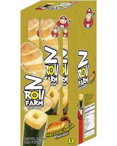 Tae Kae Noi Z-Roll Farm - Hot Chilli Squid