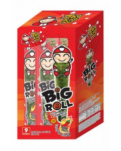 Tao Kae Noi - Big Roll Grilled Seaweed Roll Spicy Flavor