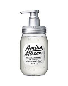 Amino Mason Moist Shampoo The 2nd Recipe