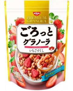 Nissin Strawberry Crush Cereal 400g